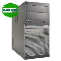 računalnik Dell OptiPlex 990 MT i5 W7pro rabljen