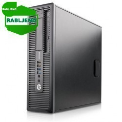 računalnik HP ED 800 G1 i5 W7p rabljen