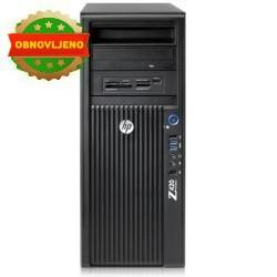 grafilna postaja HP Z400 WZB3.2 1000G 128SSD 16G Win7 Pro 64  Quadro 600