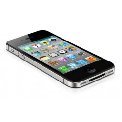 telefon Apple iPhone 4s 16Gb, rabljen, źrn ali bel