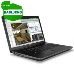 notebook HP ZBook 17 G1 i7Q K3100 W10p