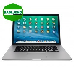 notebook Apple MacBook PRO 11.3 i7 15 Retina rabljen