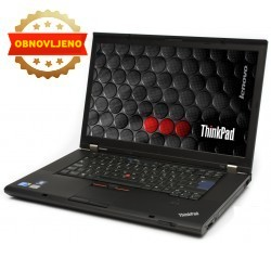 prenosnik Lenovo Thinkpad T510 i5 ref.