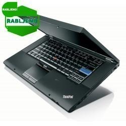notebook Lenovo ThinkPad T510 i5 3/320 Win7pro - rabljen