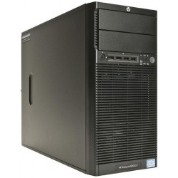 server HP Proliant ML110 E3-1220/16Gb/2x500/DVD rabljen + W2012 Foundation