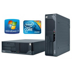 računalnik Fujitsu Esprimo P5731 C2D E7500 4/250 Win7pro - rabljeno