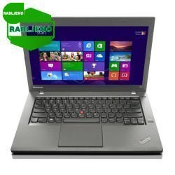 notebook Lenovo ThinkPad T440 i5 HD+ W10p rabljen 1y