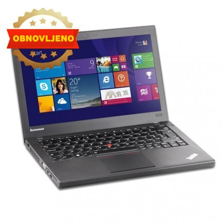 prenosnik Lenovo Thinkpad x240 i5 ref.