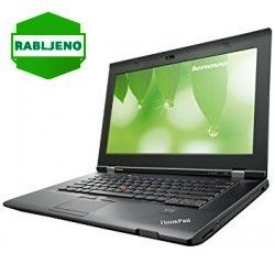 notebook Lenovo ThinkPad L430  i5 Win7pro