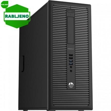 računalnik HP ED 800 TWR G1 i5 W7p rabljen