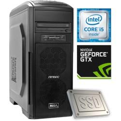 Računalnik MEGA 6000 i5-7400/8GB/SSD256GB/HD-630