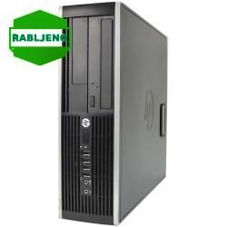 računalnik HP 8200 SFF i5-2400 4/250 W7pro rabljen