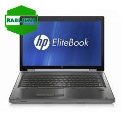 notebook HP EliteBook 8770W max. konf. - rabljen