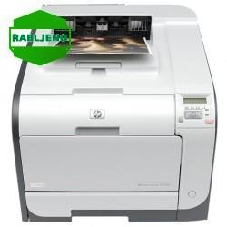 tiskalnik las. HP CP2025N, barvni, rabljen