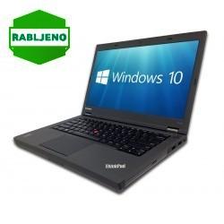 notebook Lenovo ThinkPad T440p i5 Win10pro