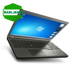 notebook Lenovo ThinkPad T540 WQHD i7 16/500 SSD W7o