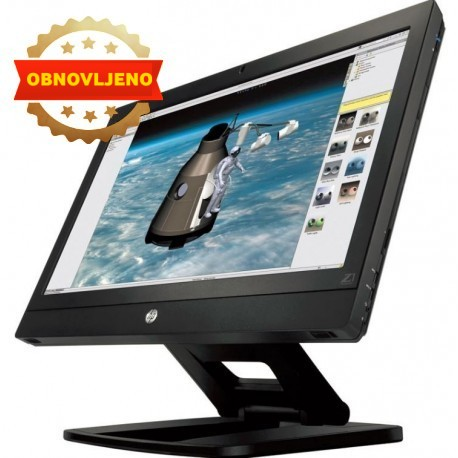 grafična postaja HP Z1 All-in-One QCX