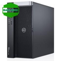 grafična postaja DELL Precision T7600 2xE5-2643 K4000