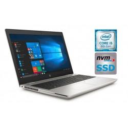 prenosnik HP ProBook 650 G4 i5-8250U/8GB/SSD 256GB/15,6''FHD IPS/W10Pro renew