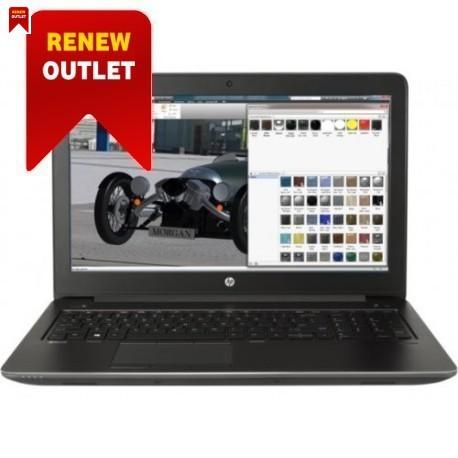 prenosnik HP ZBook 15 G4 I7-7820HQ 32/512 renew