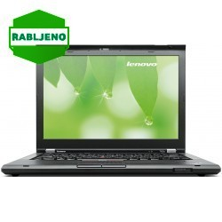 notebook Lenovo ThinkPad T430s i5 Win7pro rabljen