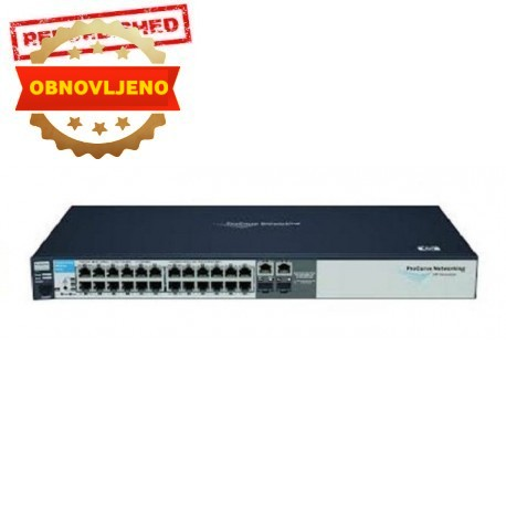 mrežni switch HPE PROCURVE 2810-24G ref.