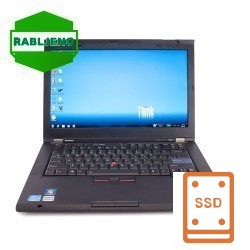 notebook Lenovo ThinkPad T420 HD+ i5 8/320 Win7pro rabljen