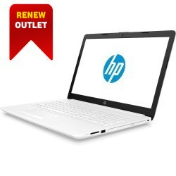 prenosnik HP 15 i3-7020U 8/1Tb HD Win10 renew