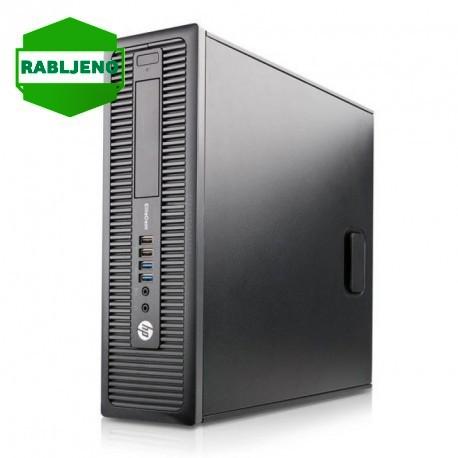 računalnik HP ED 800 G2 i5 W8p rabljen