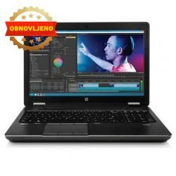 notebook HP ZBook G2 15 i7Q 8/500 K2100 FHD ref