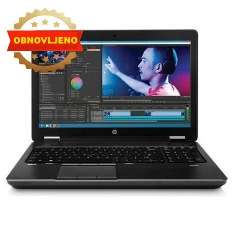 notebook HP ZBook i7 4600M K1100