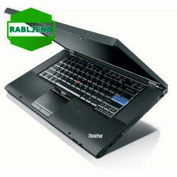 notebook Lenovo ThinkPad T510 i5 3/320 Win7pro - rabljen