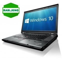 notebook Lenovo ThinkPad T530 i5 HD NVS Winpro