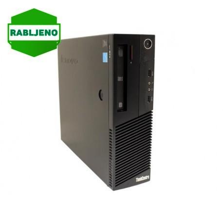 računalnik Lenovo M93p SFF i5 W7p