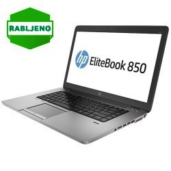 prenosnik HP EliteBook 850 G2 i5 ref.
