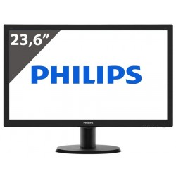 "monitor Philips LCD 24"" 246V5LHAB z HDMI"