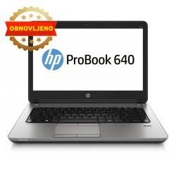 notebook HP Probook 640 G1 i5 SSD WinPro