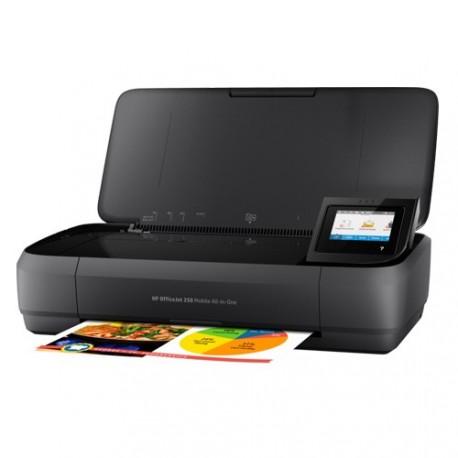 prenosni tiskalnik HP OfficeJet 252 ALL-in-One Mobile