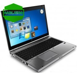 notebook HP EliteBook 8570p i5- rabljen