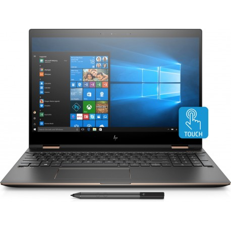 prenosnik HP Spectre x360 15 i7 FHD W10 renew