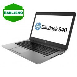 prenosnik HP EliteBook 840 G2 i5 HD+ rabljen