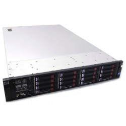 Server HP Proliant DL380 G7 64Gb/ 8x1,2Tb rabljen