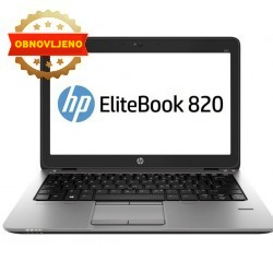 prenosnik HP EliteBook 820 G1 i5 ref